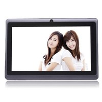 7 inch Android Tablet PC with Dual Camera compare tablet DC jack