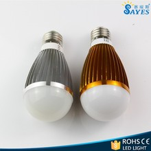 China supplier 2700-6500K dimmable led light bulb, 10 watt led bulb housing