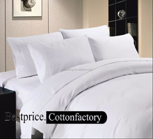 Satin Stitch 100% Cotton 300TC Hotel Bedding/includes flat sheet,duvet cover,pillow cases/different sizes available