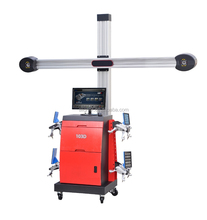 Very good Stability and accuracy HD Camera 3D Wheel alignment machine