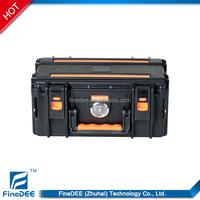 352313 Hard Waterproof Shockproof Plastic Gun Cases