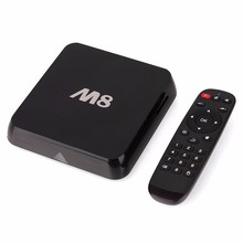 M8 TV box quad core Amlogic S802 android 4.4 4K M8 OTT TV BOX 2gb+8gb memory with XBMC fully loaded smart media player Dual WiFi
