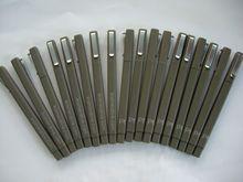 toutes sortes de stylos à bille