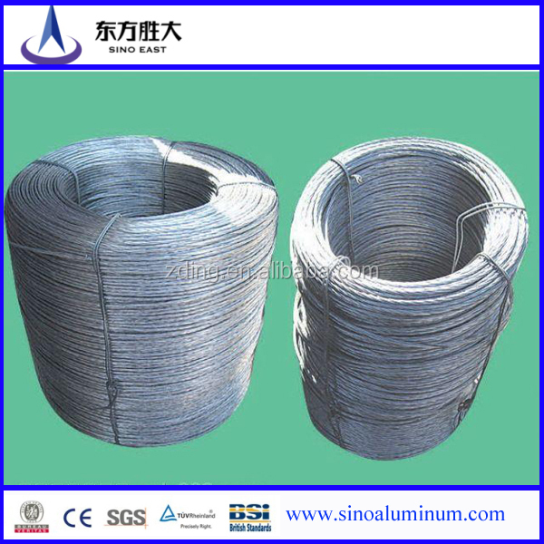 hot selling aluminum wire rod 6201