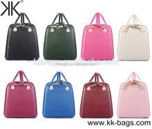 2015 Hot sale leather school bag item form fashion bag company