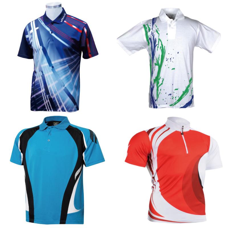 sublimation printing womens mens golf polo shirts tennis
