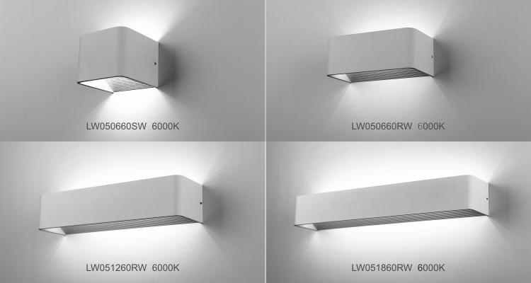 Modern Wireless Led Gypsum Wall Lamp And Wall Lighting - Buy Indoor ...