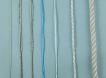 soft knit cotton rope