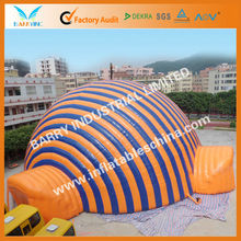 2013Barry Double material inflatable sealed tent for sale