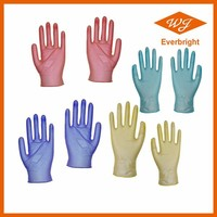 DISPOSABLE VINYL GLOVES, STERILE AND NON STERILE, FOR MEDICAL AND OTHER APPLICATIONS