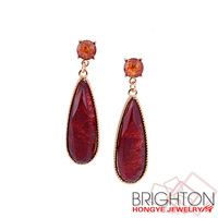 Fashion Exotic Long Drop Earrings E3-7158