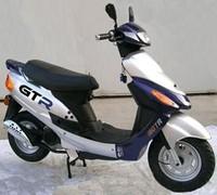 2014 hot sale 4-stroke 50CC gas motor Scooters Henan for sale