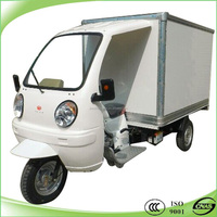best selling china three wheeler cargo van