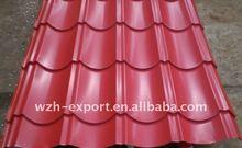 techos de chapa de acero