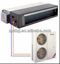split commercial air conditioner with ducted type