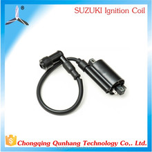 Motorcycle Spare Parts Ignition Coil For Suzuki