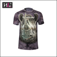 2014 new fashion The United States 100% cotton t shirt dress with individual design