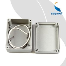 SP-FA34 Saip/Saipwell Waterproof Box Junction IP66 Outdoor Custom Switch Box Enclosure China Aluminium Diecast Enclosure