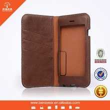 New Arrival High Quality Genuine Leather Cell Phone Cases for i Phone 6