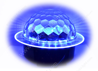 chaep price LED effect Magic ball automatic rotating stage light for ktv