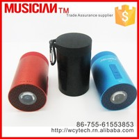stereo bluetooth wireless speakers for motorcycle / bluetooth speakers /led light speaker