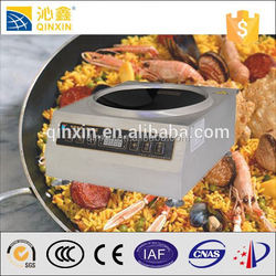High power 3500w electric pressure cooker parts/ induction electric cookware set