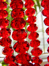 Wholesale Cheap Crystal Beads Curtain for Wedding Decoration
