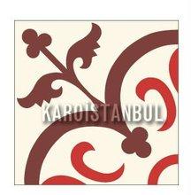 karoistanbul encaustic decorative handmade terrazzo cement tiles