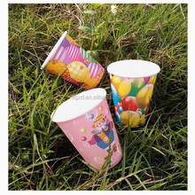Disposable Christmas cup/coffee paper cup/hot drink cup