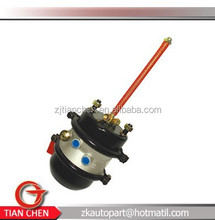 High Quality Spring Brake Chamber T24/24DD for truck air brake system