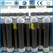 2015 ISO9809 Standard Stainless Steel Nitrogen Cylinder Nitrogen Container with Laser Logo