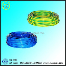 2015 best quality pvc insulation Building wire 35mm cable for Middle east Iran