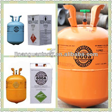 barato gás refrigerante r600a alta pureza r600a mini geladeira a gás r600a