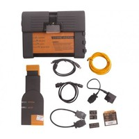 Professional for BMW ICOM A2 Diagnostic Scanner Full Kits icom A2 B C for BMW Diagnose without Software DHL Free shipping