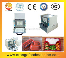 Semi automatic heat sealer plastic film sealer