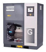 atlas copco screw air compressor G37 Air Compressor sales 225CFM