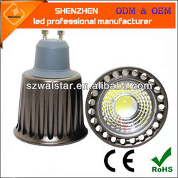 5W GU10 led 2013 new products on market