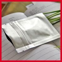 6cm*8cm Small Aluminum Foil Zip Lock Resealable Retail Plastic Packaging Bag