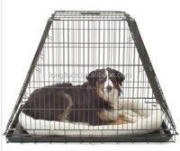 Doggie Solutions Double Door Car Cage