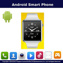 Best Selling New Arrival 1.54 Inch Smart Watch 2015 With Leather Strap Wholesale
