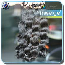 love curl&clean wholesale virgin brazilian water wave hair weaving