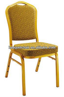 Aluminium Stackable Used Banquet Chairs For Sale