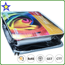 High Performance promotional pvc zipper bag for bed sheet