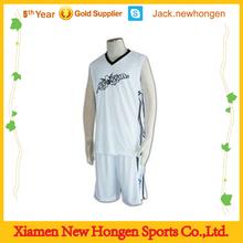 High Quality Logo Print basketball jersey/basketball uniform/basketball wear