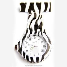 2015 new nurse watch, full printing nurse watch, nurse watch with motifs
