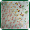 coloured greaseproof paper Food grade burger wrapping paper