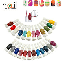 2014 hot sale colorful nail polish pen in nail polish