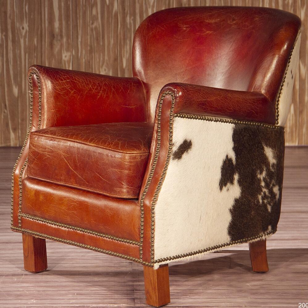 Grande Confortable Fauteuil Avec Rustique Conception Pour Luxe Traditionnelle Int Rieur Salon
