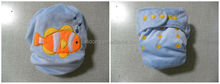 Fashion Design Embroidered Sleepy Baby Diapers Turkey