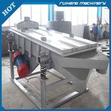 powder sieving machine linear vibrating screening machine